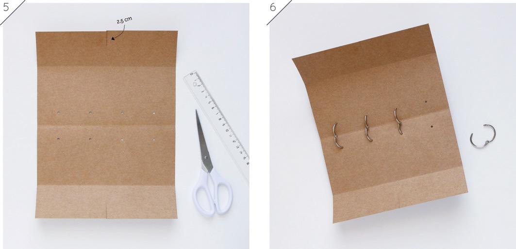 Joli Jour J - DIY Calendrier perpétuel en papier : tuto 3